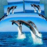 Het Blad van de Reeksen van het Beddegoed van Comfotable van de manier/Bed