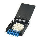 Sp-Ftb-106b FTTH de fibra óptica de 6 núcleos Lgx Caja de distribución de montaje en pared