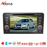 Car DVD Player With Bluetooth/GPS Navigation/SD/USB for Audi A3
