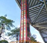 Parque de Diversões Carnaval para venda de equipamento de salto alto passeios de Torre de Queda do Círculo