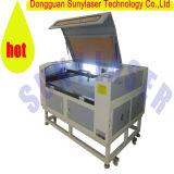 Grabador rápido del granito del laser del CO2 de la salida de Sunylaser