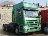 Sinotruk HOWO 10 Уилер 371HP 420HP погрузчика на тракторе блока цилиндров/ HOWO A7 погрузчика на тракторе тягача