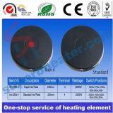 世帯の電気ストーブのサーモスタットを搭載する熱いプレート・ヒーター