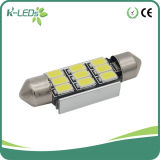 Canbus LED 42mm 9SMD5730 꽃줄 전구