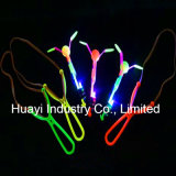 LED s'allume Spinning Flying Glow Copter Toy
