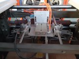 Автоматическая вставка угловой стойки картонная коробка бумаги машины