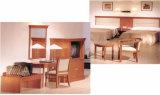 Modernes Schlafzimmer-hölzerne Standardhotel-Ausgangsmöbel