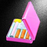 E-sigaretten (het ROZE ZAND die van het METAAL DE5082 EINDIGEN)