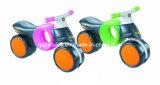 Mini motocyclette pour le scooter de roue des gosses 2