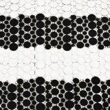 100 % polyester Tissu pour vêtement Fashion Dentelle (0009)