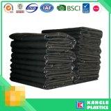 Custom одноразовой пластиковой HDPE LDPE мешок для мусора на стабилизатор поперечной устойчивости