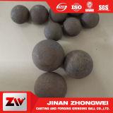 Bolas de acero de pulido forjadas alta dureza para el molino de bola