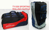 Rolling Sporting Duffle (TY-008)