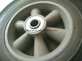 Zoll des PU-Schaumgummi-Rad-Reifen-10X2.5 für Karren-Laufkatze-Eber