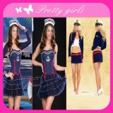Spirited Mesdames Sailor Costume uniforme