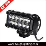 """certificat CE 6,5"""" haute puissance 36W, droites Offroad CREE LED Barres d'éclairage"""