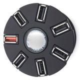 7 Kanäle USB-Auto-Aufladeeinheit