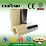 Mineralwolle-Gefäß-Isolierung mit Aluminiumfolie