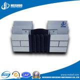 Крышка соединения низкопробного расширения полного резиновый заполнителя стены алюминиевая (MSQDJZ)