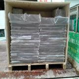 Feuille acrylique découpée avec des matrices transparente claire