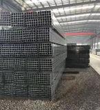 China maakte de Rechthoekige Buizen van het Staal