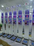 Dhm-15 funciona con monedas de la altura Báscula Digital