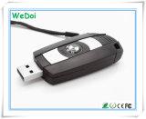 Hot la vente de clé de voiture lecteur Flash USB avec 1 an de garantie (WY-PL19)