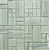 Friso colorido mosaico mosaico de vidro cristal (8O CSM13)