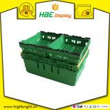 حصاد صندوق شحن بلاستيكيّة ثمرة صندوق شحن خضرة صندوق شحن