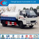 새로운 10ton 5ton 8ton 120HP 스테인리스 물 탱크 트럭