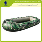 防水PVC上塗を施してあるボートファブリックを転送する卸し売り防水シート