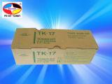 O toner para copiadora Toner Kyocera Tk17