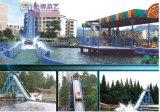 Parque de Diversiones Parque de Atracciones Atracciones Water Roller Coaster Log Jam Paseos En Cañada de bienvenida a la venta