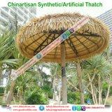 Thatch естественной ладони взгляда синтетический для штанги Tiki/зонтик пляжа 8 бунгала воды коттеджа хаты Tiki синтетический Thatched