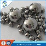 As esferas do rolamento de alta qualidade a esfera de aço de carbono sobre venda