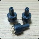 schakelaar van Positie 2-8 van 9mm de Mini Roterende voor Audio