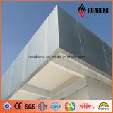 SGS het Aluminium van de Folie van de Deklaag van de Kleur van de Bekleding