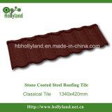 Teja metálica recubierta con piedra mosaico (clásica)