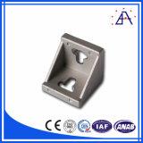 6082 알루미늄 단면도 밀어남 또는 알루미늄 물자