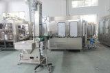 Automatische Spoelende Vullende Afdekkende 3 de Bottelmachine van het Water van in-1 Eenheid