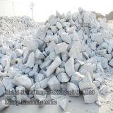 Precio de fabricante de la blancura del caolín el 95% del terrón