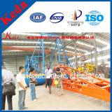 Keda Qingzhou демонтировать конструкции цепь ковша песок Dredger корабль для продажи