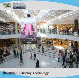 P5 Circular de la curva de la pantalla LED de interior de la publicidad y el Centro Comercial