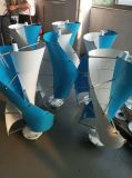 저잡음 녹색 에너지 300W 수직 바람 터빈 풍력 시스템