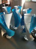 Baixo sistema vertical das energias eólicas da turbina de vento da energia 300W do verde do ruído