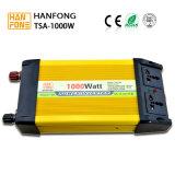 변경된 사인 파동 힘 변환장치 1kw 집으로 태양계 가격 (TSA1000)