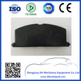 Not Asbestos Auto Spare Leaves Brake Pad D242