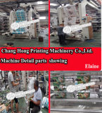 De Machine van de Druk van Flexo van het Document van het Broodje van Tol van het broodje (CH884)