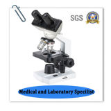 Clássico LED Biological Student Microscope
