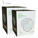 Good Quality를 가진 전기 Home Foot SPA Massager